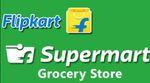 Flipkart Supermart Grocery Buy More, Save More Buy worth ₹600 save ₹100 (New Customer) & Buy worth ₹1700 save ₹100 (Repeat Customer)