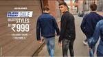 Jack & Jones Flash Friday Sale Select Styles @ ₹ 999