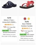 60%off-[Many option] FLITE kids footwear upto 61%off from Rs 59
