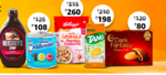 Amazon Pantry or Amazon Fresh Snacks & Beverages Fest : Upto 50% off (18th - 22nd April)
