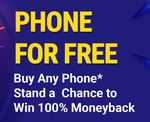Buy Any Phone And Chance To Win Phone Free For 100 Lucky Customers