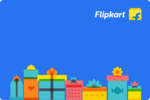Flat 10% Instant discount on Flipkart Gift Card on first time transactions on Bank of Baroda Mastercard Debit Card