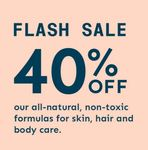 Flash Sale: 40% Off Rs. 1,099 & Above At Checkout!
