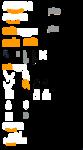 Yonex 1272-31 Polyester Badminton Boys Shorts, J140 (Jet Black)