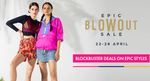 Last Day - Ajio Blowout Sale - Get 50-80% Off on Different Style Clothing