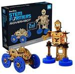STEM STEAM Educational DIY Building Construction Activity Toy Game Kit