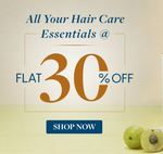 All Your Hair Care Essentials At Flat 30% Off At The Moms Co