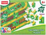 Funskool - Play & Learn Farming Cycle Puzzle
