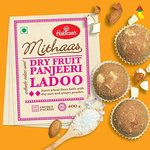 [pantry]: Haldiram's Mithas Dry Fruit Panjeeri Ladoo, 400g