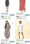 Van Heusen women dresses start @Rs.400
