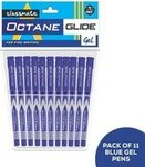 Classmate Octane Glide Gel Pen ( Pack of 11) Free Delivery for plus members