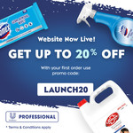 Unilever | Lifeboy | Domex at discounted price.