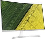 acer 31.5 inch Curved Full HD VA Panel Monitor