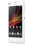 Sony Xperia L Mobile Phone (White)@Rs.14,935 + 149 Xtrabucks