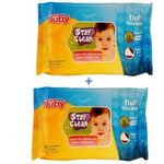 [Updated] Nuby Disposable Wet Wipes 80 Pcs ( Set of 2 ) @ Rs. 84 + Free Shipping