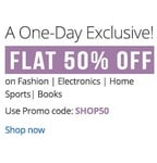 50% cashback at paytm with max Rs 800