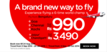 Air Asia Flights Starting From Rs.990
