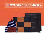 MAD WED, Flat 90% off on wallets and belts(working) - Hidekraft