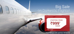 Via.com : Fly @ 999 ! Limited period offer.