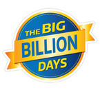 Upcoming - Flipkart Big Billion Day Offers - Day 3 - starts at 12am