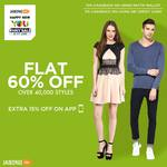 Flat 60% off on Fashion accesories