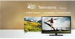 Upto 40% Off on Televisions - Amazon