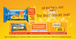 Free Recharge Worth 10rs or 30rs with Britannia Good Day || FREECHARGE