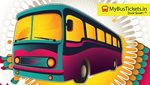 10% Discount up to Max Rs.100 & 15% Cash Back up to Max Rs.75 at Mobikwik on MyBusTicket
