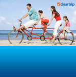 Cleartrip January Flat 50% Instant Savings on Activities, Hotels and Flights for CITIBANK Card Holders!!