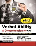 Verbal Ability & Comprehension for CAT/ XAT/ IIFT/ CMAT/ MAT/ Bank PO/ SSC 2nd Edition Paperback @ 260 AT AMAZON (FREE DELIVERY) CHECK PC