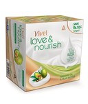 Vivel Love & Nourish Avocado Oil & Olive Butter Soap 125 gm Pack of 3- Rs  110  [ 21 %  off   ] @ snapdeal