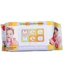[CHEAPEST] Mee Mee Multipurpose Wet Wipes 80 pcs @ Rs 99 MRP Rs 199/-