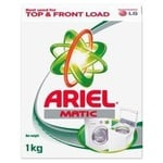 Ariel Matic Detergent Powder 1 kg Pack- Rs  185  [ 21 %  off   ] @ snapdeal