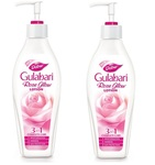 Dabur Gulabari 3 in 1 lotion (Pack of 2)- Rs  215  [ 42 %  off   ] @ snapdeal
