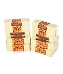 Vaadi Herbals Super Value Pack of 6 Lavish Almond Soap 75gm- Rs  108  [ 30 %  off   ] @ snapdeal