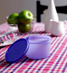 Buy Tupperware Purple Executive Lunch Bowl 450 ML- Set of 4 For Rs.749