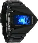 Eleganzza Stealth SLED Digital Watch @599 (MRP.1999) 70% Off