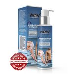 WOW HAIR VANISH Pack of 1 30 Day Supply 100 ML Rs. 399 @ Amazon