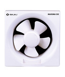 Bajaj Ventilation Fan 200 mm Maxima DX White- Rs  1128   @ snapdeal