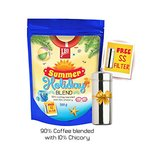 Leo Summer Holiday Blend  Free SS Filter- Rs  275  [ 42 %  off   ] @ amazon