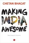 Amazon: Making India Awesome: New Essays and Columns at Rs.  39  || Lightning Deal