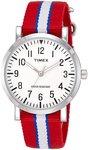 Timex OMG Analog White Dial Unisex Watch - TWEG15410 @299 mrp 1295 [77% Off]