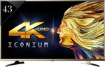 Flipkart: Vu 109cm (43) Ultra HD (4K) Smart LED TV @ Rs. 38,990 (15% OFF) + 10% cashback on Citi