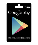 snapdeal - Extra 10% off on Google Play Gift cards