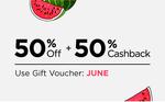||Hello JUNE|| 50% OFF + 50% Cash back @Lenskart