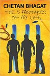Chetan Bhagat Kindle Editions @ Rs.18 (80% off)
