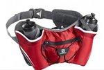 Salomon Twin Belt Bag, OSFA (Bright Red/Iron)@1980{MRP:-  3,699} [Cheaper than last deal]