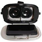 DMG VR MAX Google Cardboard Based 3D Virtual Reality Headset @Rs.1299  (MRP.2599)