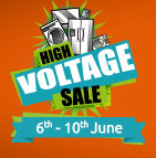 Shopclues High Voltage Sale + Extra 10% Cashback(Site-Wide) !