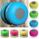 Buy Portable Waterproof Bluetooth Speaker with Suction Cup Mic For Rs.249
